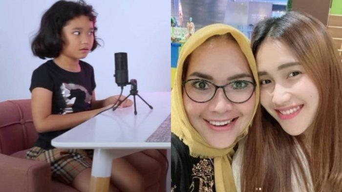 Unek-unek Bilqis Gak Tahan dengan Watak Ayu Ting Ting, Kelakuan Ibunya Turun dari Umi Kalsum