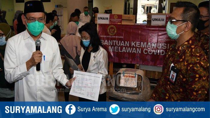 Ribuan Mahasiswa Dapat Pembebasan UKT di Kampus Unair, Termasuk 1.675 Dokter PPDS