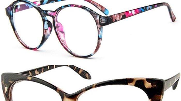 Tes Kepribadian - Bingkai Kacamata Bisa Menunjukan Sifat Aslimu, Kreatif atau Tegas?