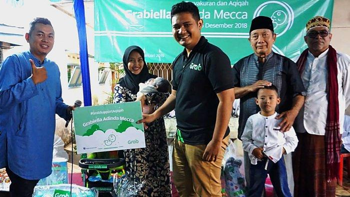 Grabiella, Bayi Yang Dilahirkan Dalam Perjalanan GrabCar Ke Tujuh Tahun 2018