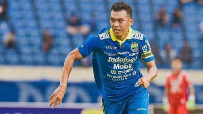 Biodata Abdul Aziz, Gelandang Persib Bandung yang Siap Tempur di Perempat Final Piala Menpora 2021