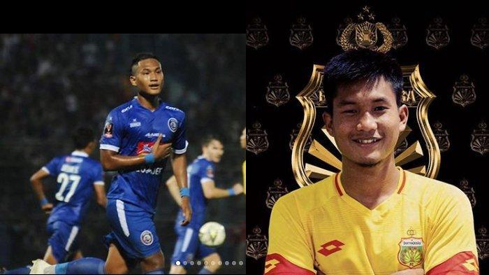 Biodata Ahmad Nur Hardianto, Mantan Striker Arema FC yang Bergabung Dengan Bhayangkara FC