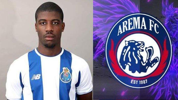 Biodata Alan Bidi Pesepakbola Pantai Gading, Diisukan Jadi Pemain Asing Arema Setelah Carlos Fortes