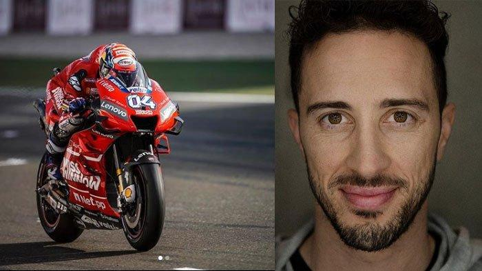 Biodata Andrea Dovizioso, Pebalap Ducati yang Kalahkan Marc Marquez pada MotoGP Qatar 2019 Semalam