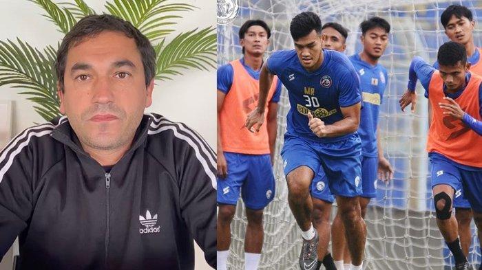 Pelatih Baru Arema FC Eduardo Almeida Diperkirakan Tiba di Malang 20 Mei 2021