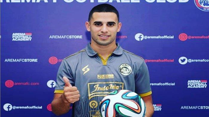 Kisah Klasik Arema FC, Karier Pahit Elias Alderete Bersama Singo Edan, Tak Kunjung Teken Rekontrak