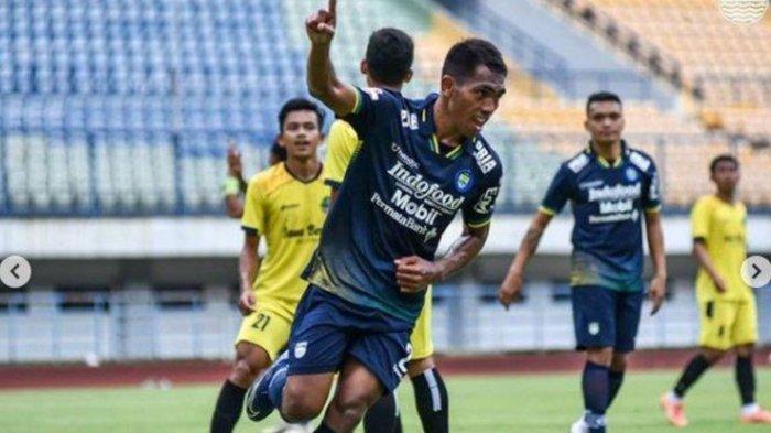 Biodata Frets Butuan, Striker yang Selamatkan Persib Bandung di Piala Menpora, Gol Dramatis Disorot