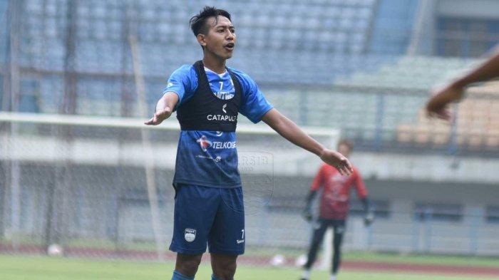 Biodata Beckham Putra Nugraha, Gelandang Persib Bandung yang Telah Pulih dari Cedera & Siap Tanding