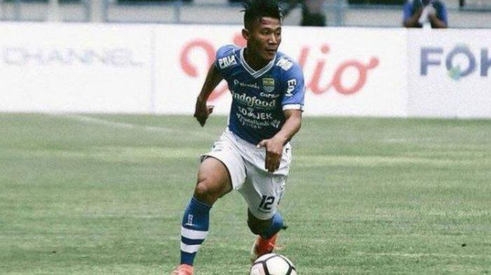 Biodata Henhen Herdiana, Bek Persib Bandung di Piala Menpora 2021, Performanya Jadi Sorotan Bobotoh