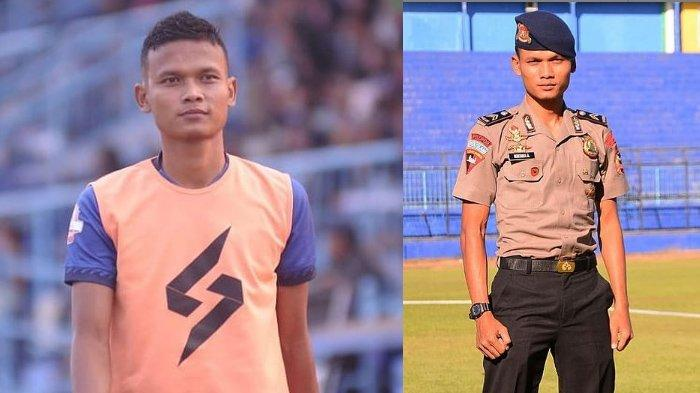 Biodata Ikhfanul Alam Pemain Arema FC di Piala Menpora 2021, Pesepakbola Sekaligus Anggota Polisi
