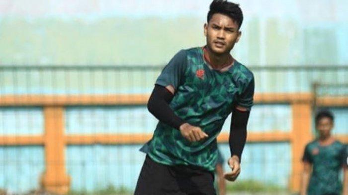 Biodata Ikhwan Ciptady Bek Arema FC yang Resmi Tinggalkan Singo Edan, Kini Gabung ke Sriwijaya FC