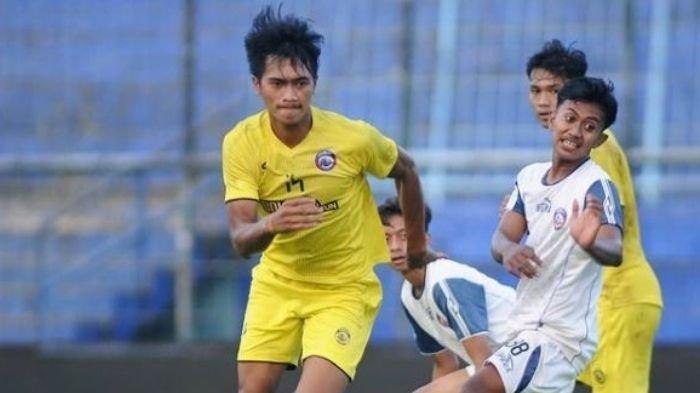 Biodata Jayus Hariono, Gelandang Arema FC di Piala Menpora 2021 yang Dijuluki Next Hendro Siswanto