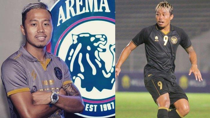 Biodata Kushedya Hari Yudo Stiker Arema FC di Piala Menpora 2021, Arek Malang Asli & Pemain Timnas