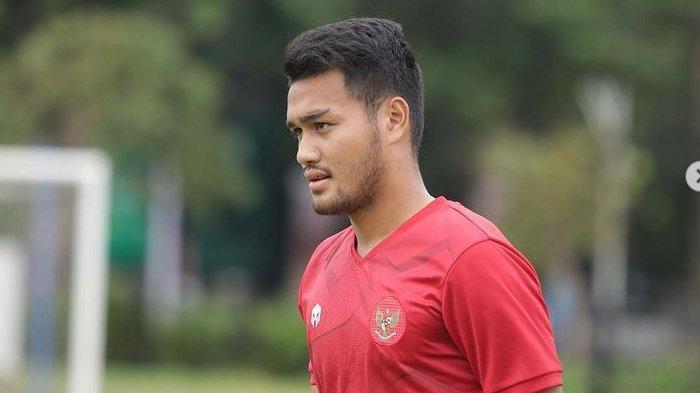 Potret Muhammad Rafli Penyerang Arema FC yang bertanding di