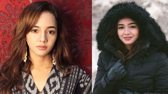 Biodata Pemain Dari Jendela SMP Gina Diperankan Dianda Sabrina, Awal Karir Sebagai Model