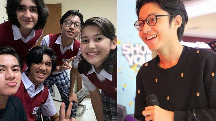 Biodata Pemain Dari Jendela SMP Kiesha Alvaro Pemeran Roni di SCTV, Penyanyi Cilik & Anak Pasha Ungu