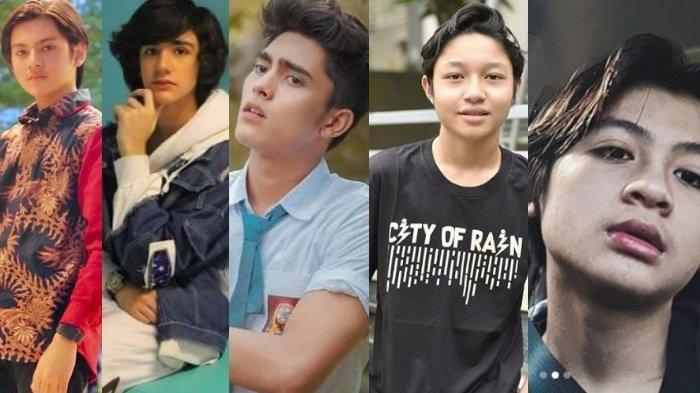 Biodata Pemain Pria Dari Jendela SMP: Joko, Gino, Satria, Roni, Indro Ada Rey Bong dan Kiesha Alvaro