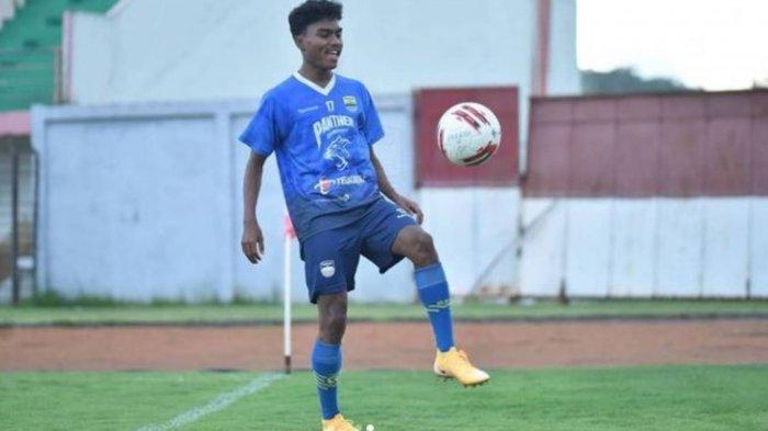 Biodata Saiful, Pemain Muda Persib Bandung yang Dipuji Robert Rene Alberts di Piala Menpora 2021
