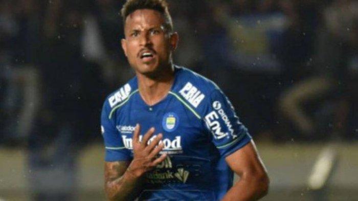 Cetak Gol Untuk Persib Bandung, Wander Luiz Ternyata Sempat Ngamuk di Grup WhatsApp, Ini Pemicunya