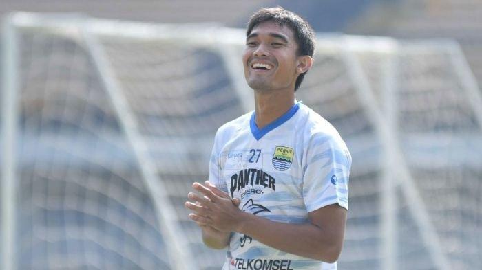 Biodata Zalnando, Gelandang Persib Bandung yang Pasang Dua Target di Turnamen Piala Menpora 2021