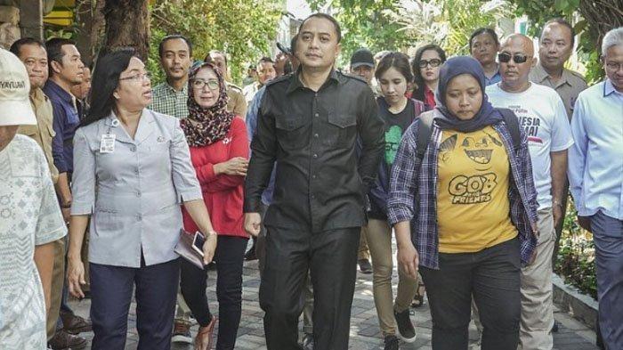 Biografi Eri Cahyadi Calon Wali Kota Surabaya Pengganti Tri Rismaharini, Lulusan Teknik Sipil ITS