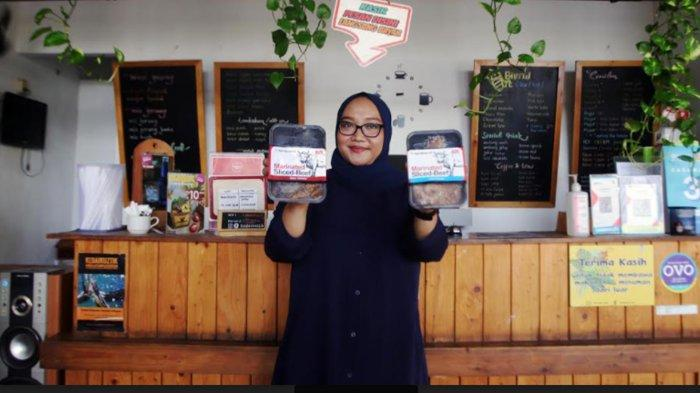 Pemilik BBQ Karnevor Ajeng Nur Anisa Sudah Berbisnis Sejak Kuliah, Tetap Semangat Walau Untung Kecil