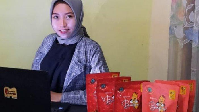 Makaroni Baper Antar Eka Wulan Sari Kuliah S2 di Universitas Negeri Malang (UM)