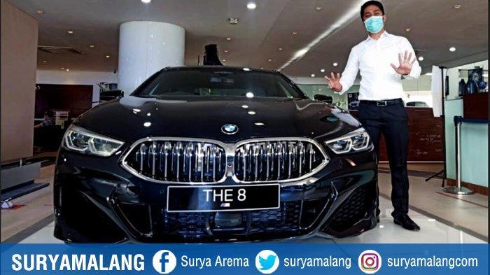 Mengenal Sedan BMW THE 8 Seharga Rp 2,7 Miliar, Termahal Digelaran BMW Astra Saloon Week