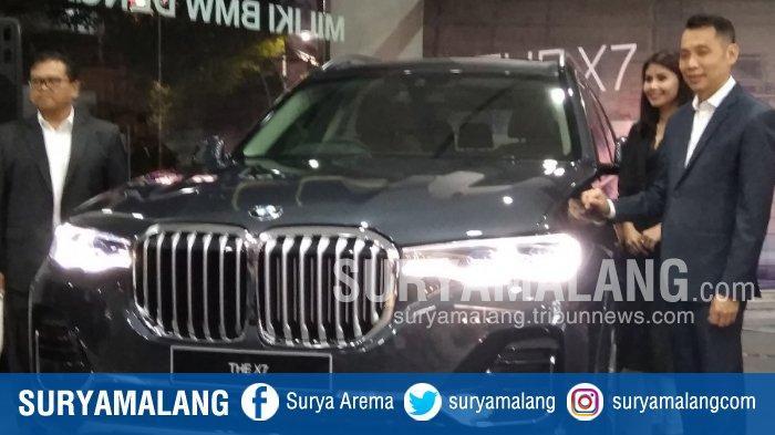 BMW X7 Seharga Rp 2,4 Miliar Ngaspal di Surabaya, Baru Diluncurkan, Sudah Dipesan Dua Orang