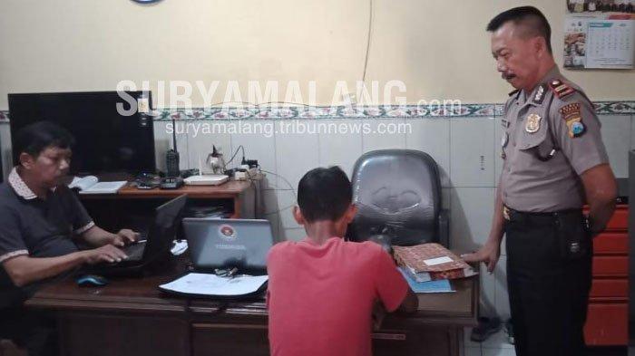Demi Bayar Servis HP, Bocah 13 Tahun Mencuri Uang Kotak Amal Musala Al Achdori, Tuban
