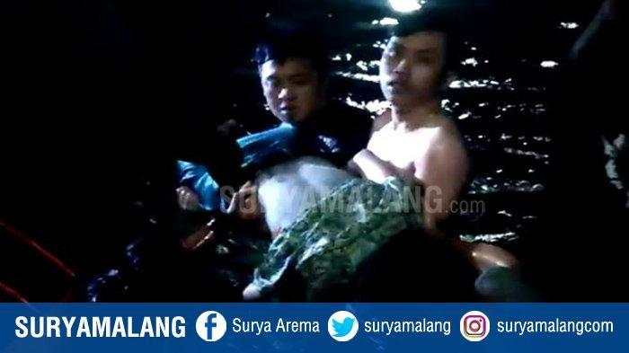 Satu Dari 3 Bocah Siswa SMPN 5 yang Tenggelam di Kali Pucang Berhasil Ditemukan