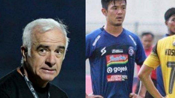 Bocoran Pemain Baru Arema FC Pilihan Mario Gomez, Ada Pengganti Takafumi Akahoshi