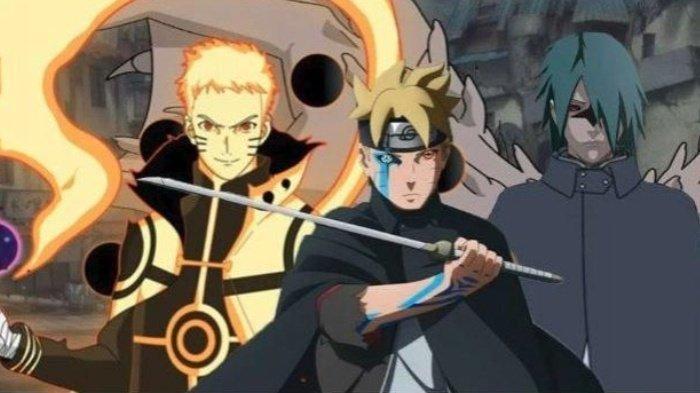 Bocoran spoiler Boruto: Naruto Next Generation Chapter 52