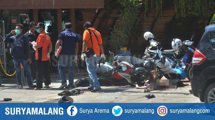 Gereja di Surabaya Dibom, Saksi Mata Lihat Potongan Tubuh yang Terlempar