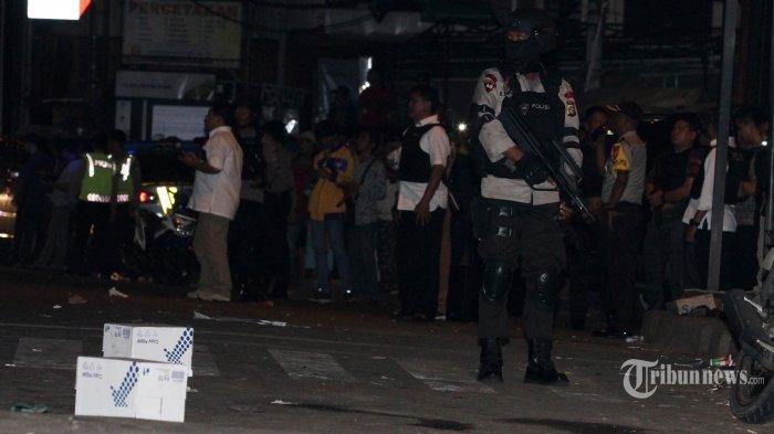 Pemberi Perintah Aksi Teror Bom Bunuh Diri di Kampung Melayu Jakarta Ditangkap
