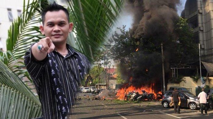 Mbah Mijan Pernah Cuitkan ini di Akun Twitternya sebelum Teror Bom Ledakkan Surabaya, Terbukti?