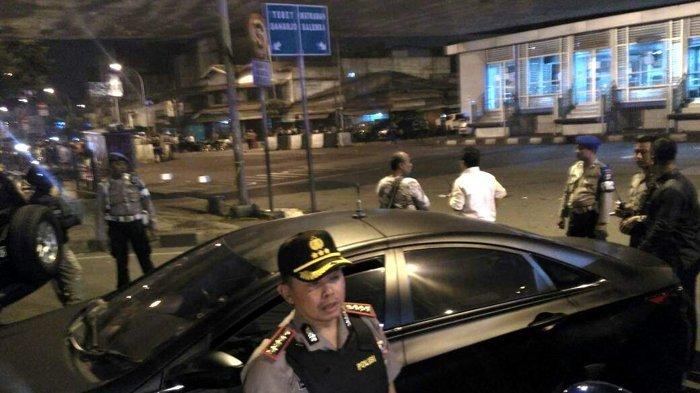Saksi Mendengar Bom Meledak Dua Kali