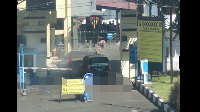 Kronologi Ledakan Bom Bunuh Diri di Mapolrestabes Surabaya, Berikut Daftar Identitas Korban Ledakan