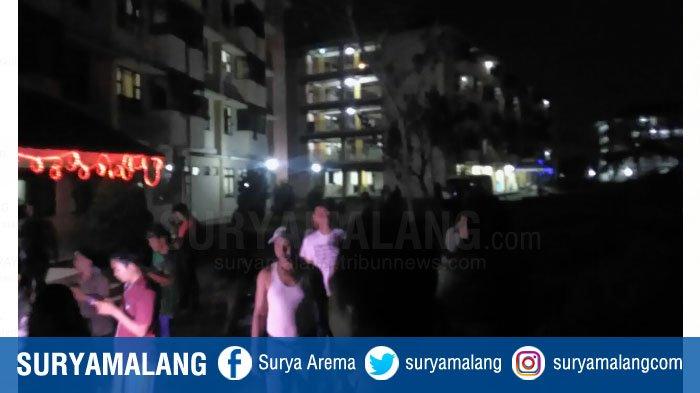 Ledakan Bom di Rusunawa Sepanjang Sidoarjo, Keluarga Korban Diduga Perakit Bom