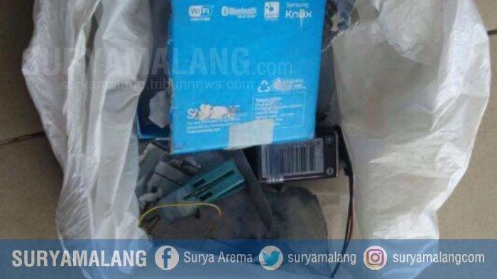 Perakit Bom Rakitan Asal Surabaya Ditangkap Polisi Saat Tidur di Minimarket di Kota Malang