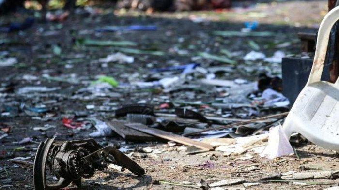 Rentetan Panjang Aksi Teroris di Surabaya dan Sidoarjo, Mulai ISIS, Mako Brimob sampai Dendam