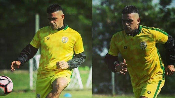 Eks Bomber Arema FC Cristian Gonzales Pasti ke Bogor FC, Eva Gonzales : El Loco Is Back !