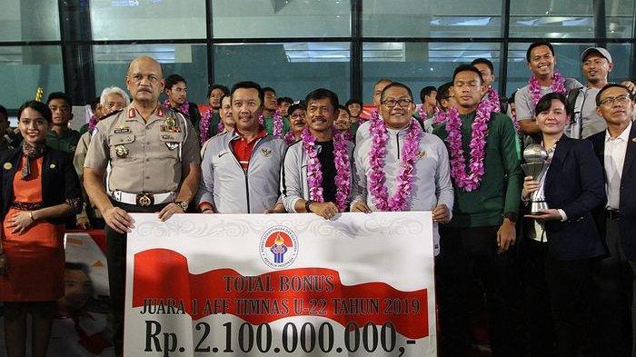 Presiden Jokowi Beri Tambahan Bonus Timnas U-22 Indonesia Rp 200 Juta, Ini Rincian Bonus Tiap Pemain