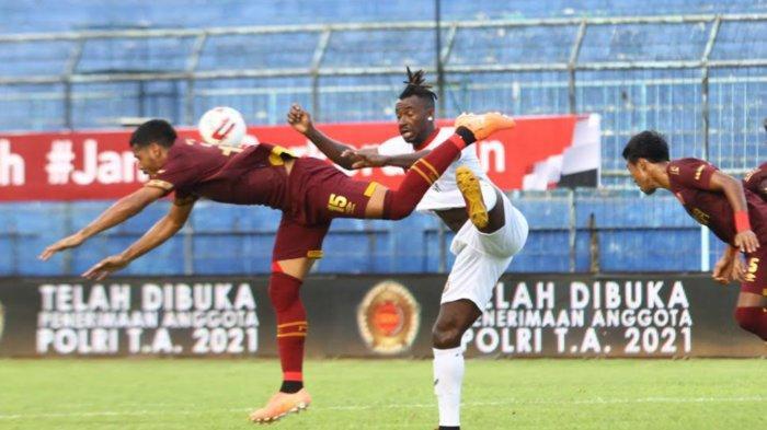 Borneo FC Samakan Kedudukan Menjadi 2-2 Atas PSM Makassar