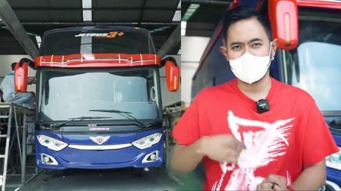 Bos Juragan 99 Sudah Kenalkan Bus Arema FC yang Baru, Beri Penjelasan Fasilitas dan Fungsinya