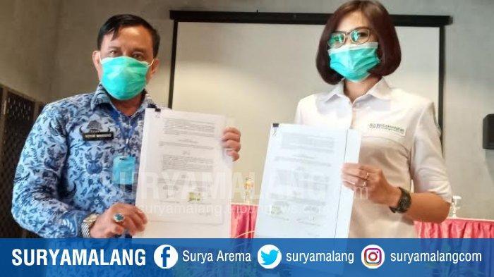 Wujud Sinergi BPJS Kesehatan Malang dengan Disnaker Kabupaten Malang
