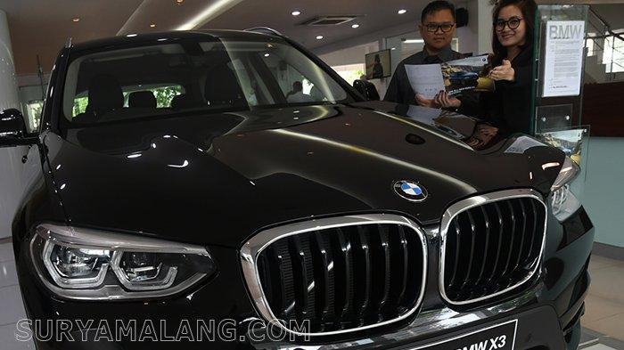 Mobil BMW X3 sDrive20i Tersedia di Jatim Mulai April 2019, Berikut Harga dan Spesifikasinya