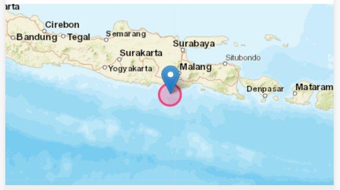 Gempa 6,2 SR Berpusat di Kabupaten Blitar Juga Dirasakan Warga Jember, Tidak Berpotensi Tsunami