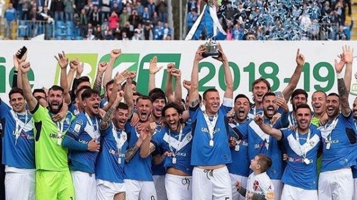 Promosi ke Serie A Liga Italia, Selamat untuk Brescia dan Lecce