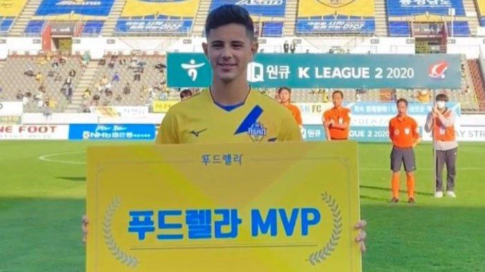 Biodata Pemain Asing Keempat Milik Persebaya Surabaya di Liga 1 2021: Bruno Moreira Soares